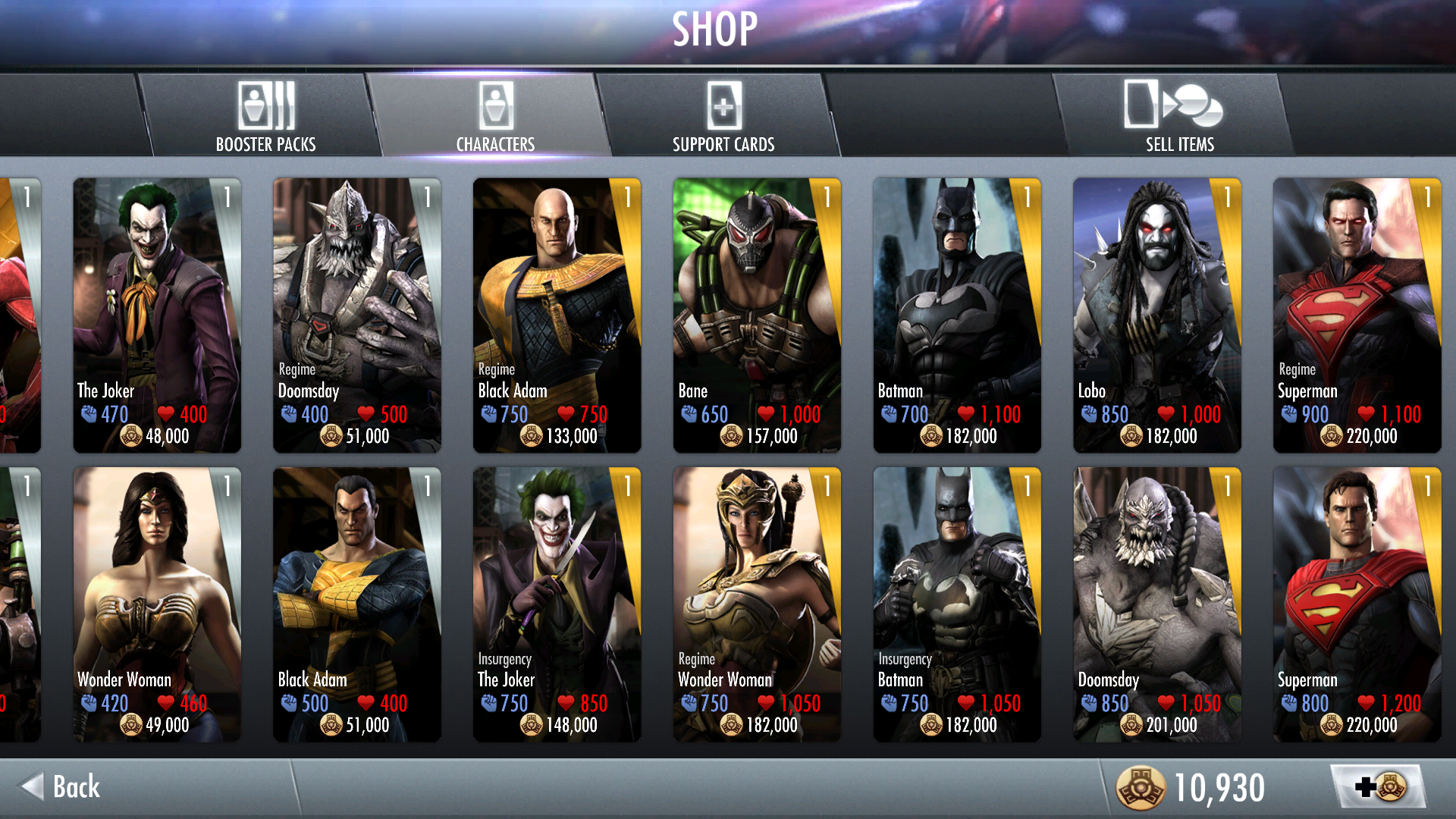 Injustice Gods Among Apk In 2020 Hack Free Money Injustice Tool Hacks