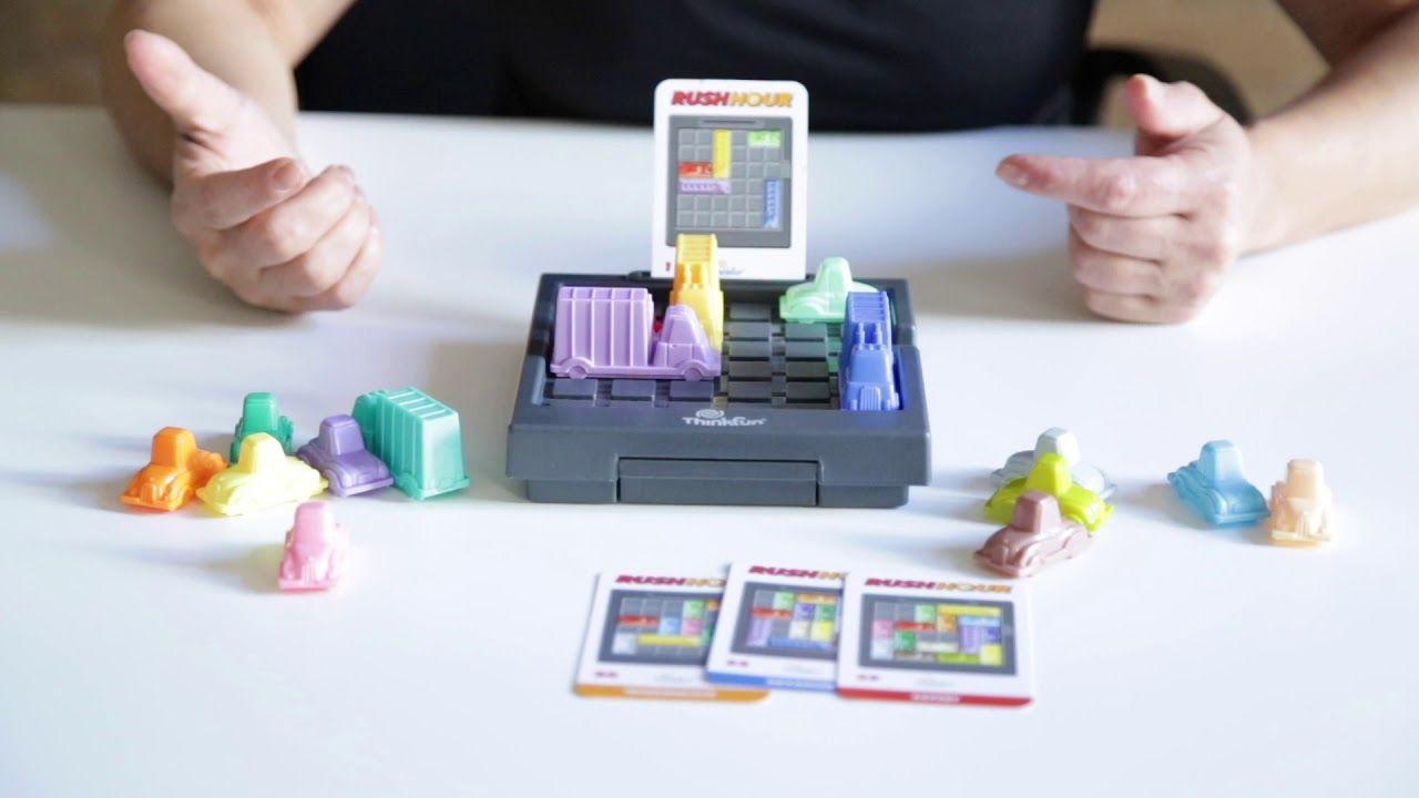 4f5edf9f7c Cómo jugar al Rush Hour, un juego de lógica para niños y adultos ...