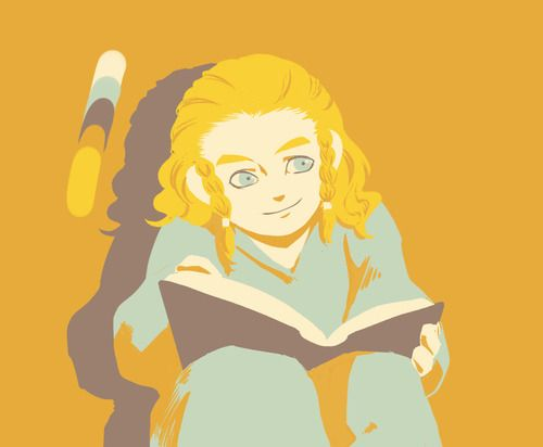 Little Fili by nafei07 on tumblr
