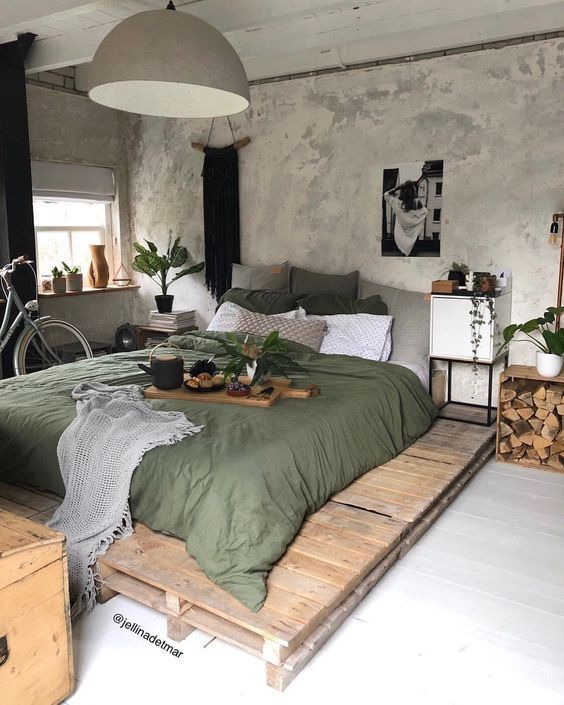 Beste Paletten für Wohnmöbel #beste #paletten #wohnmobel #palletbedroomfurniture
