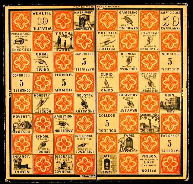 Original Life Game Board