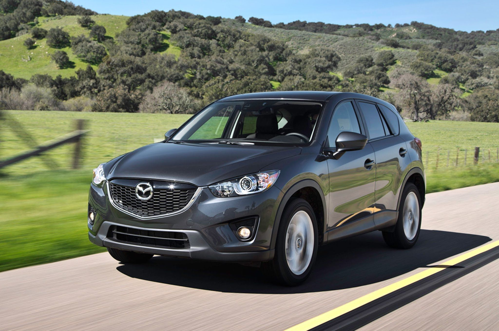 2015 Mazda CX 5 Grand Touring Review & Test Drive