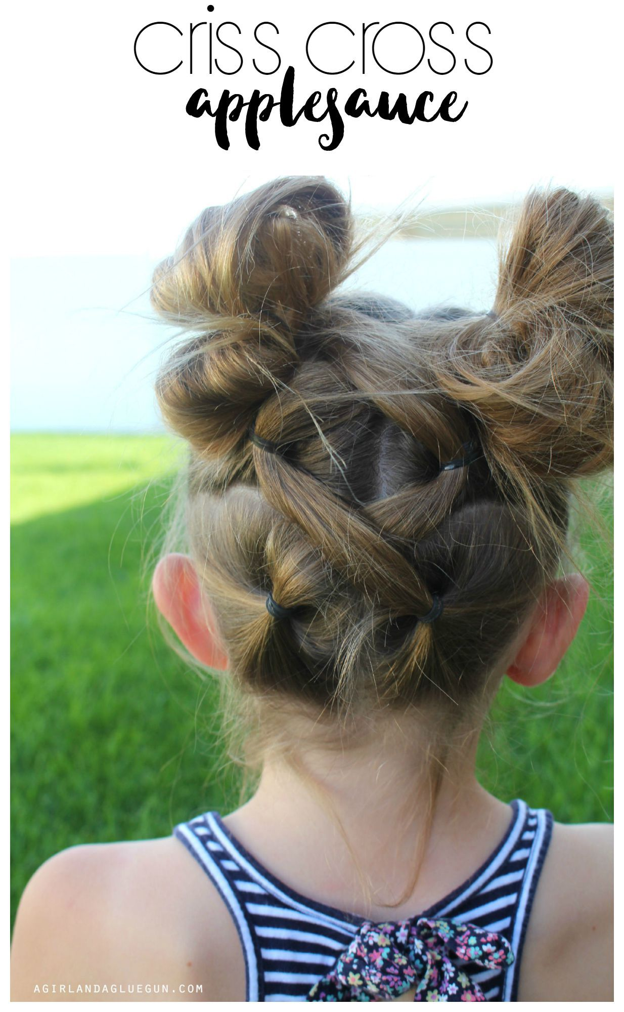 girl hair styles for toddlers and tweens crazy hair pinterest