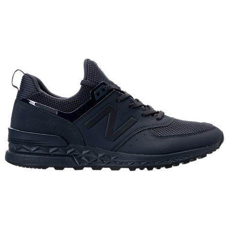 ebead8c81c2a6 NEW BALANCE MEN S 574 SPORT SYNTHETIC CASUAL SHOES, BLUE.  newbalance   shoes