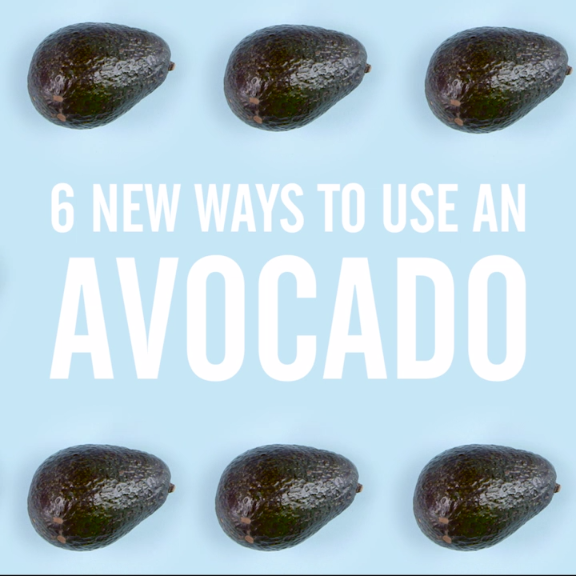 Photo of Different Ways to Use Avocado