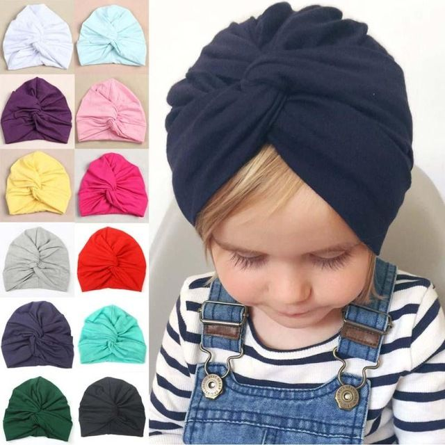 Boy Girl Baby Toddler Hat Infant Beanie Children Cotton Soft Cute Hats Cap