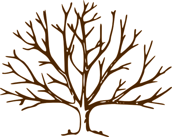 bare tree bare tree clip art vector clip art online royalty rh pinterest com