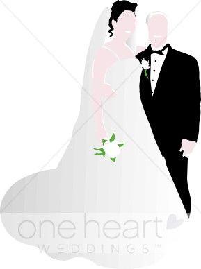 clip art wedding couple wedding ideas pinterest wedding rh pinterest com wedding couple clipart free wedding couple clipart vector