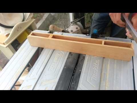 How to make a biesemeyer type fence to improve your table saw rip how to make a biesemeyer type fence to improve your table saw rip fence youtube keyboard keysfo Images