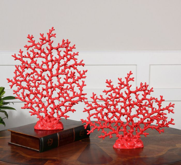 22 best Coral Decor images on Pinterest   Beach ornaments, Coral ...