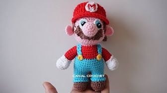 16 Super Mario Amigurumi Häkeln Youtube Alles Mögliche Häkeln