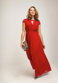 64c4985c3c8f Little Mistress Curvy - Abito da sera - dark red