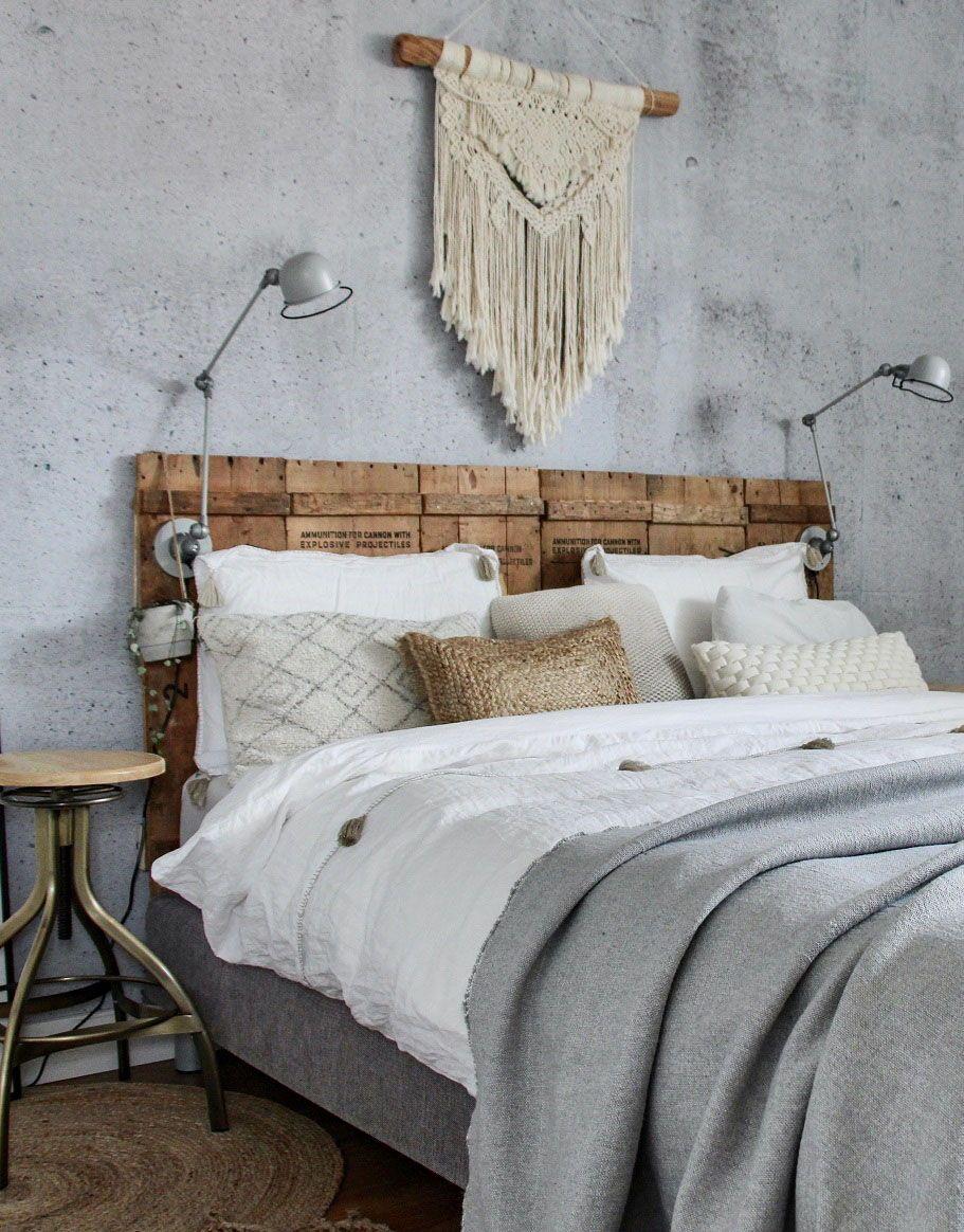 Pour une chambre tendance et cosy, découvrez notre sélection de lits ...