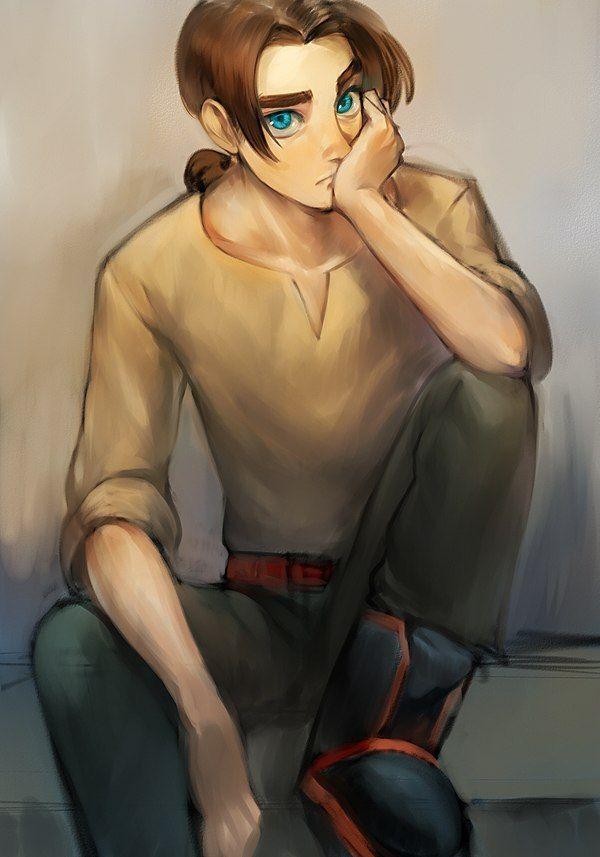 Картинка джим хокинс