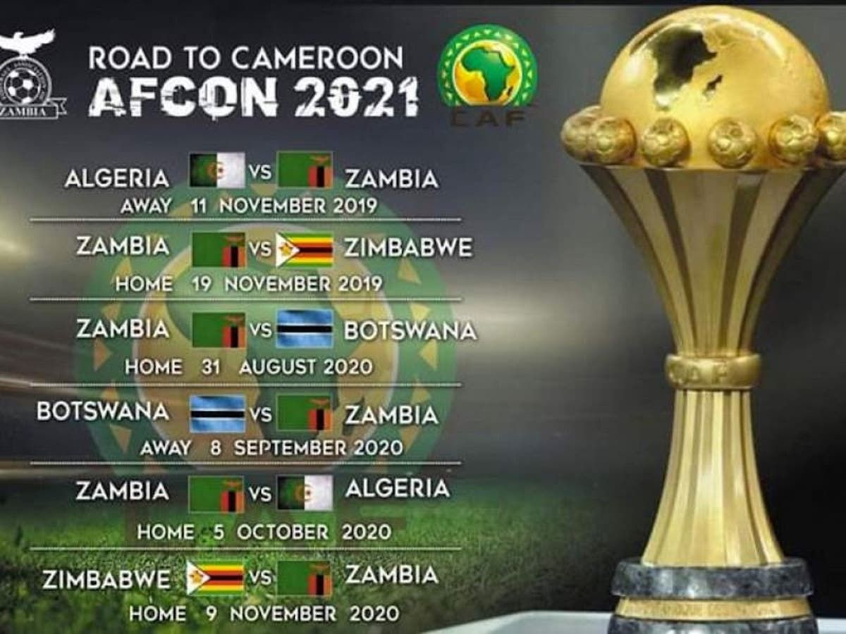 2021 Afcon And 2020 Chan Dates Moved In 2020 2022 Fifa World Cup World Cup Groups Competition