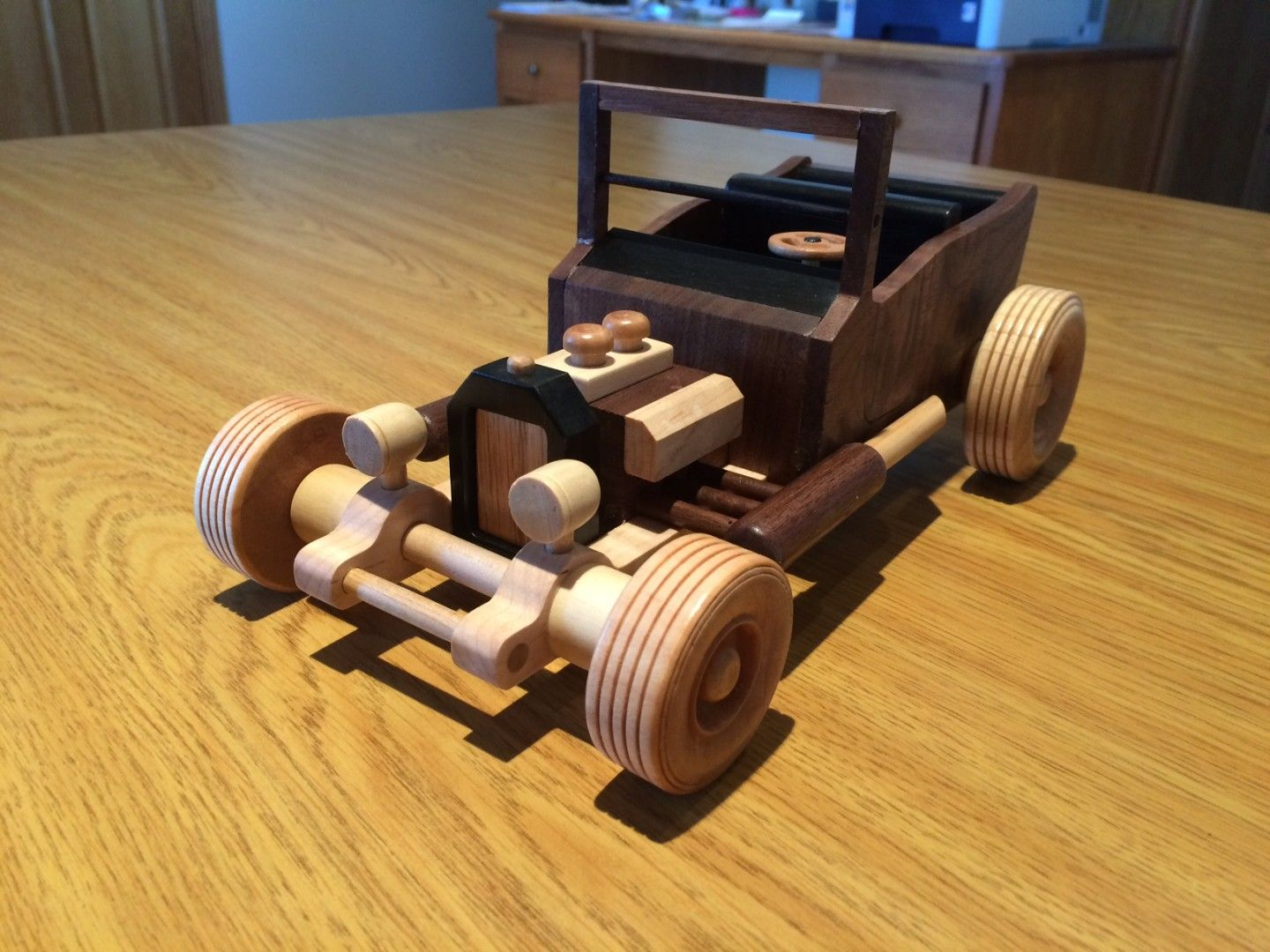 pintom on wooden trucks to be made | wooden toys, wood