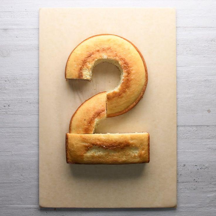 Easy Cutting Hacks, um Zahlenkuchen zu machen !!!!!   - cakes - #Cakes #Cutting #Easy #Hacks #machen #um #Zahlenkuchen #zu #celebrationcakes