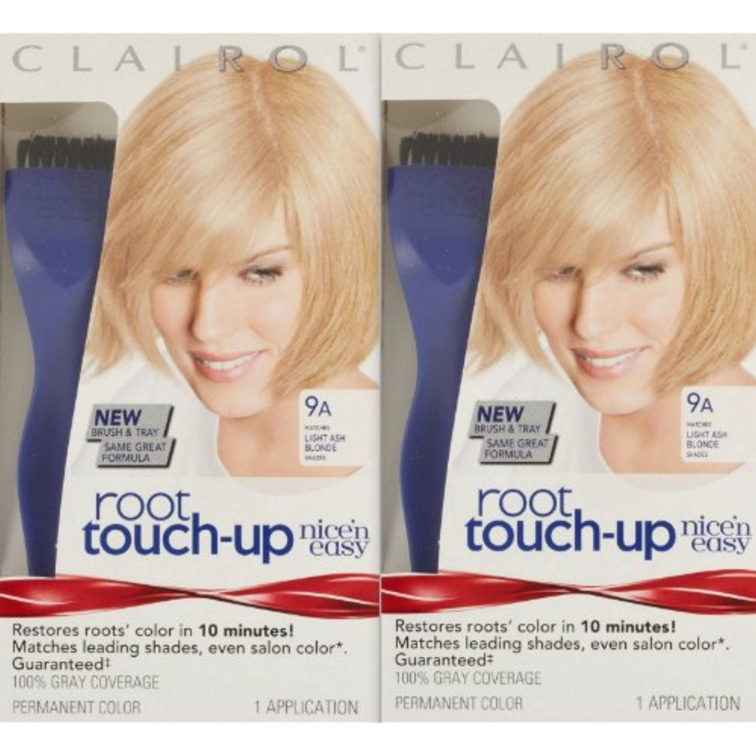 Clairol Nice N Easy Root Touch Up Hair Color 9a Light Ash Blonde 2 Pack Be Sure To Check Out This Awesome Product T Light Ash Blonde Hair Color Touch Up