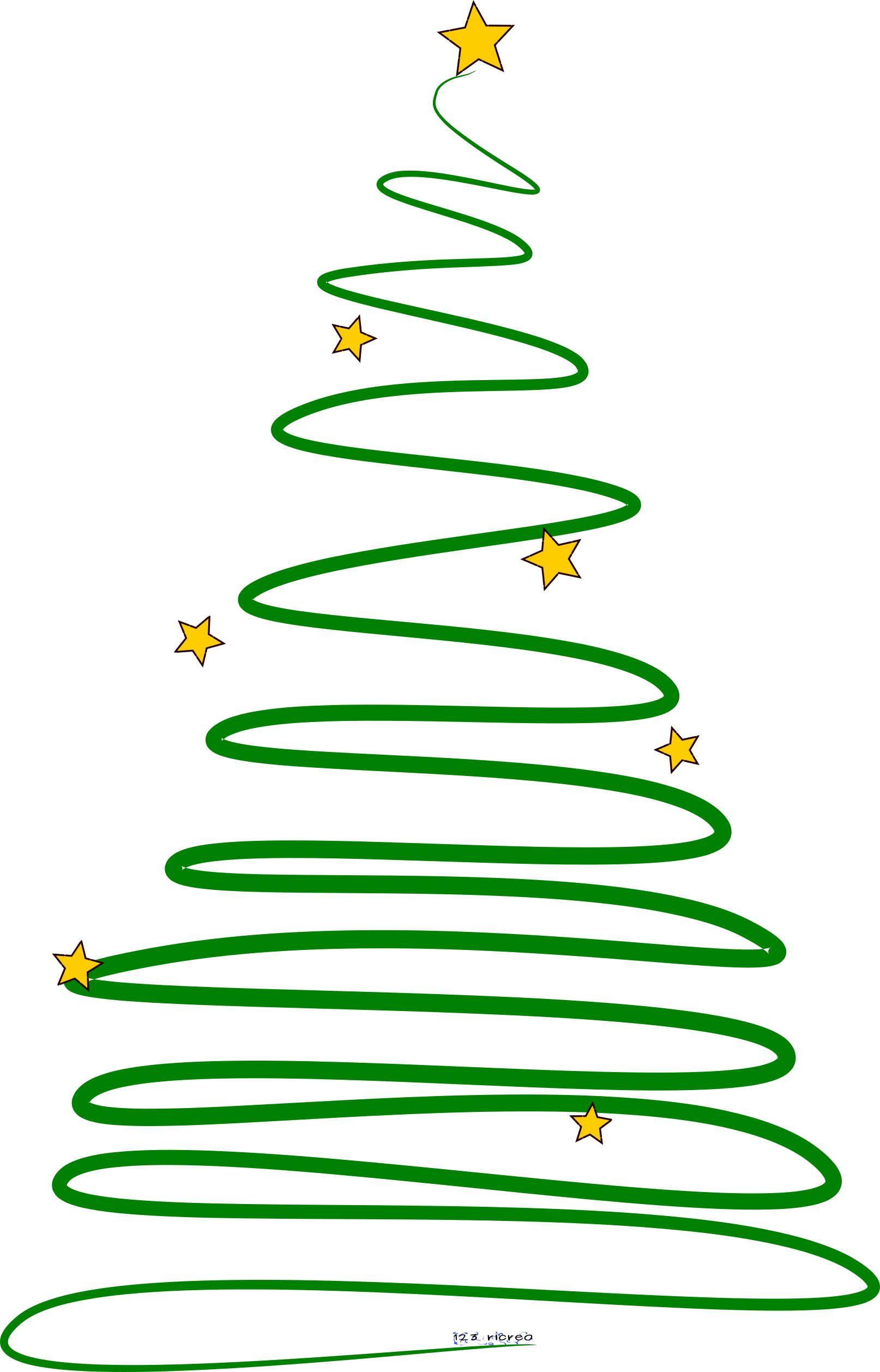 Albero Di Natale Stilizzato.Albero Di Natale Ornamenti Fatti A Mano Natale Alberi Di Natale