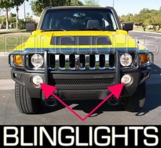 2006 2007 2008 2009 2010 Hummer H3 Fog Lamps Driving Lights Foglamps Foglights By 8007610235 Hummer Hummer H3 Fog Lamps