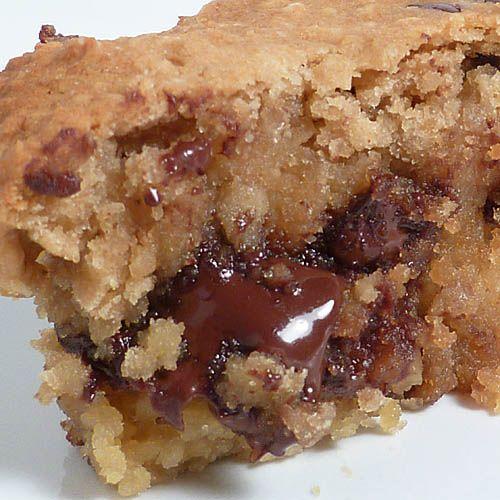 Deep Dish Chocolate Chip Cookie