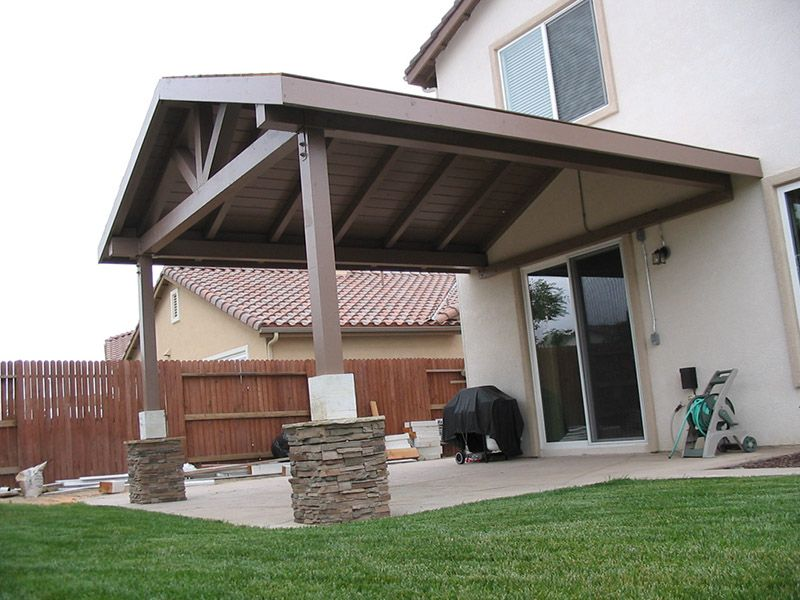 Patio Cover Add On Aluminum Patio Covers Patio Roof Building A Patio