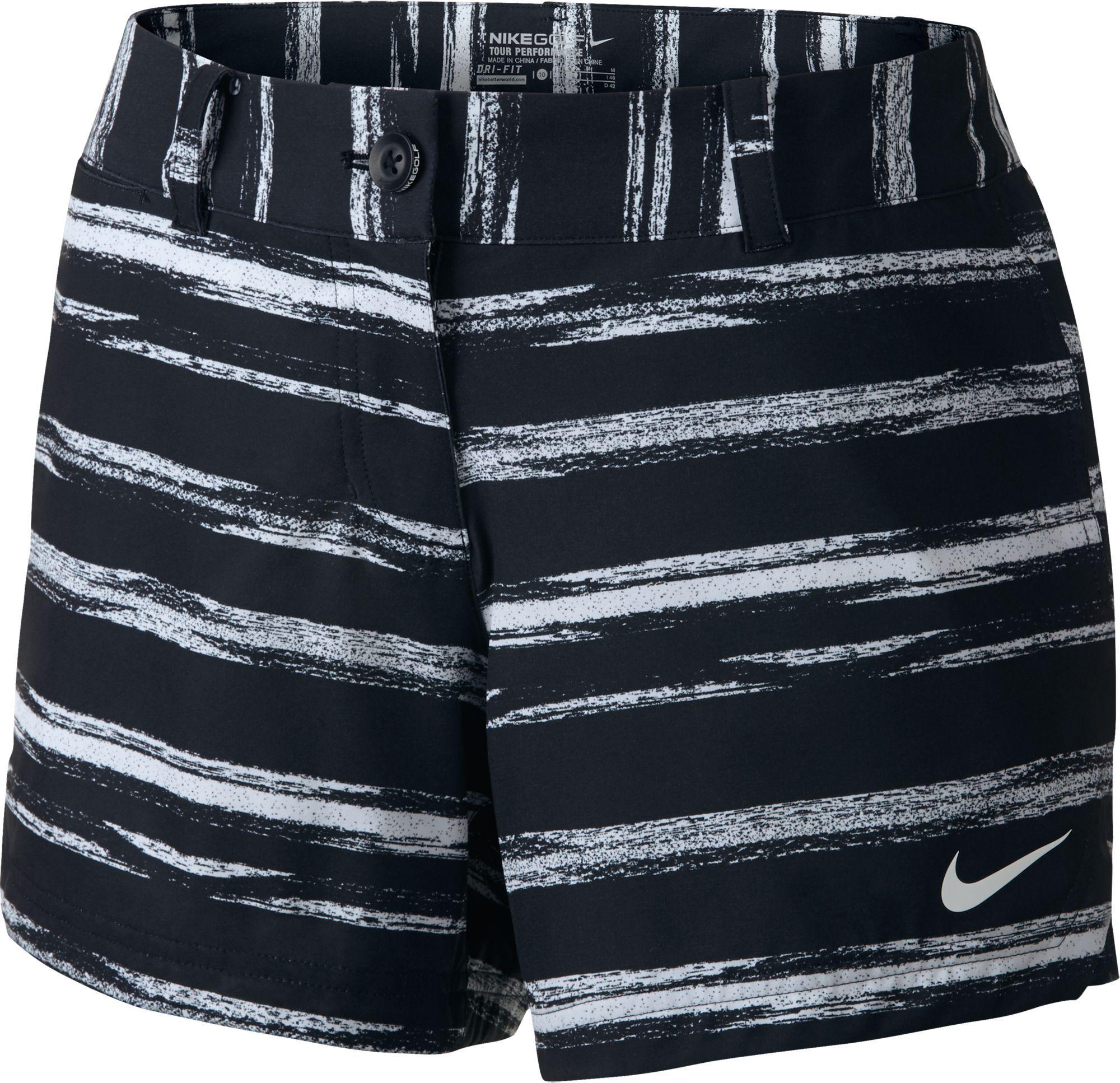 Nike Women S Greens Shorty Shorts Golf Net Golf Tips Golf Outfit