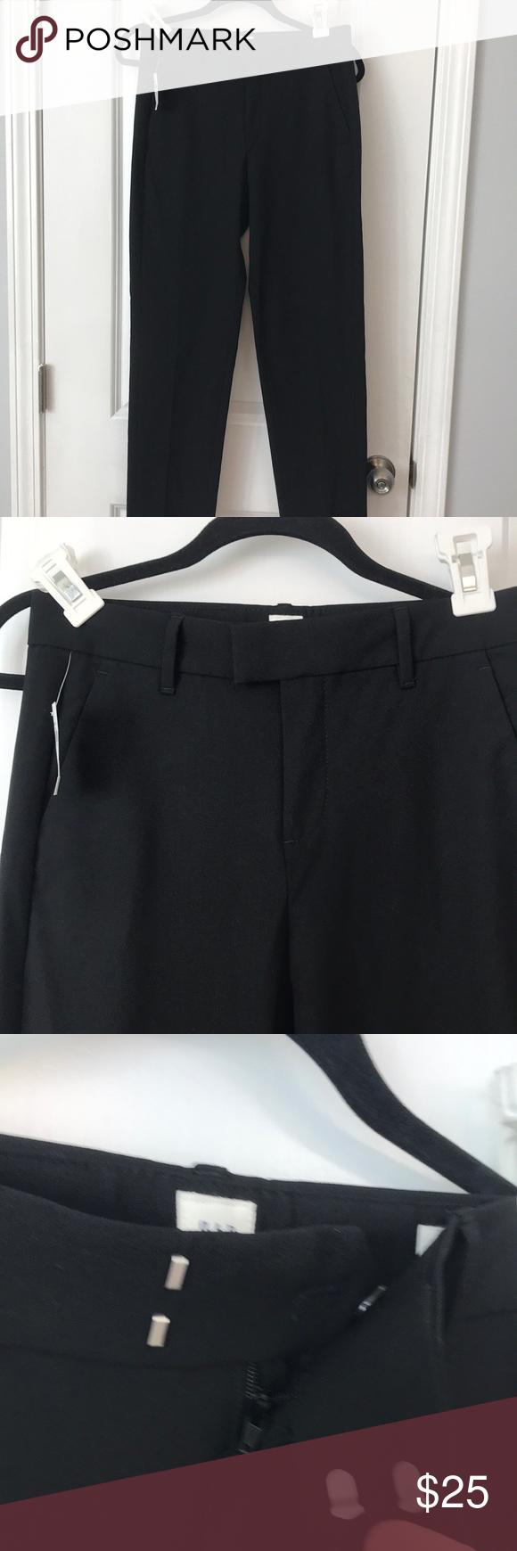 Nwt Gap Bootcut Dress Pants New Size 2 Pants Dress Pants Bootcut [ 1740 x 580 Pixel ]