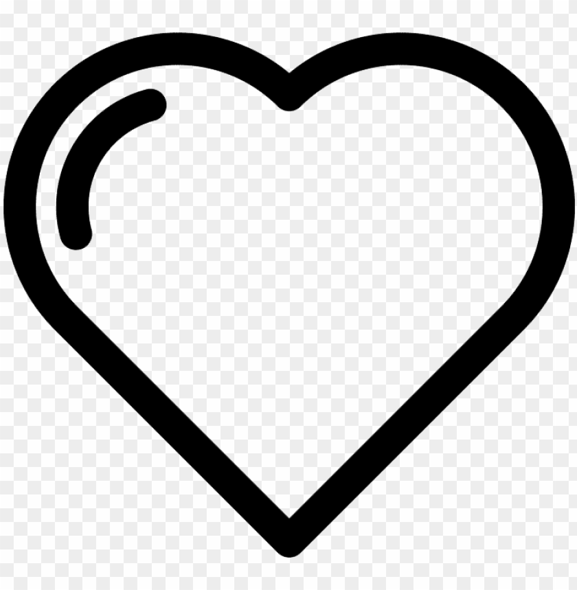 Heart Icon Transparent Icon Symbol Love Black Png Free Png Images Png Free Png Images Heart Icons Free Png Png Images