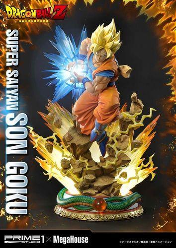 Dragon Ball Z Statue 1 4 Super Saiyajin Son Goku 64 Cm Figuren Shop Funko Pop Figuren Pop Figuren