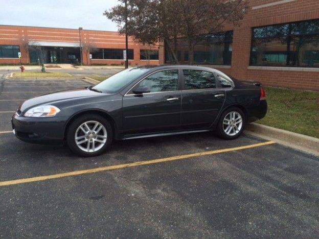 Best Used Cars: 2006 2013 Chevrolet Impala