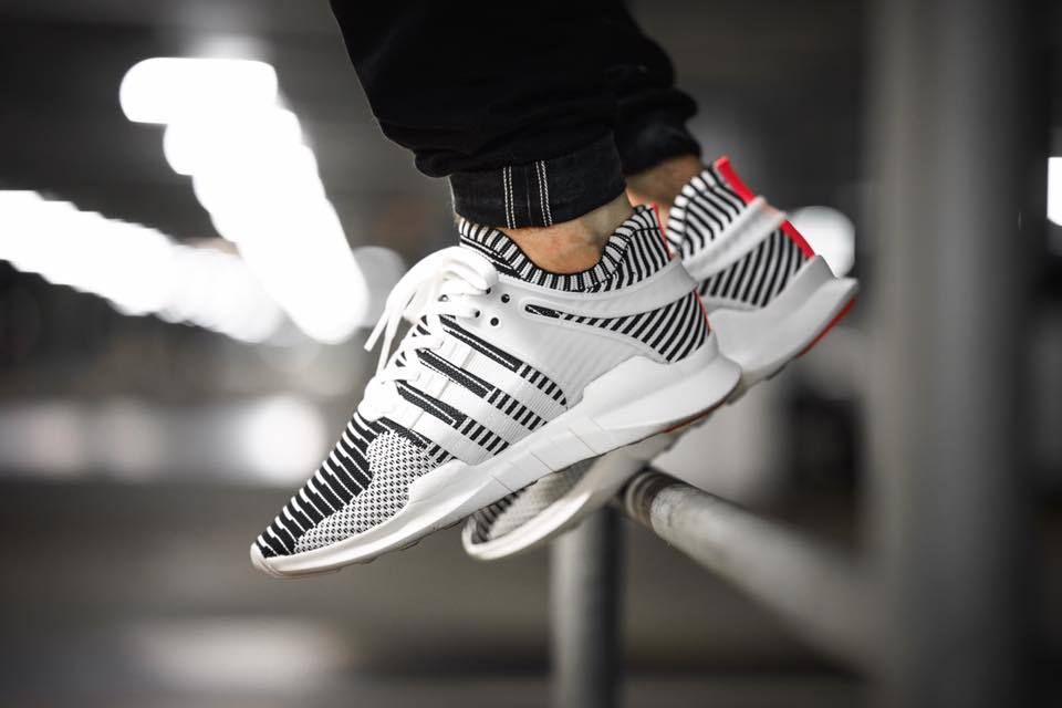 Adidas EQT Support ADV Primeknit 'Zebra' - 2017 (by lucasblackman ...