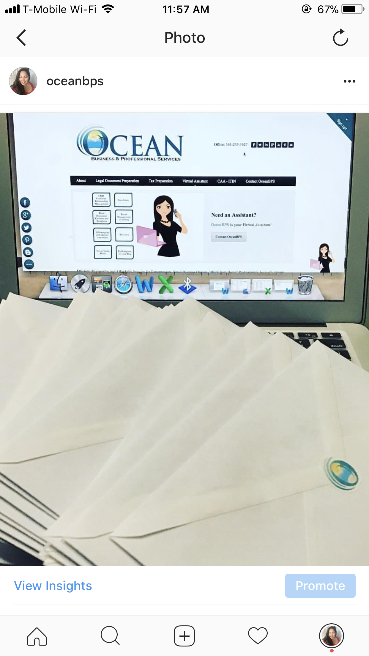 Marketing Day Here At OceanBPS Located In Boynton Beach - Legal document preparation business
