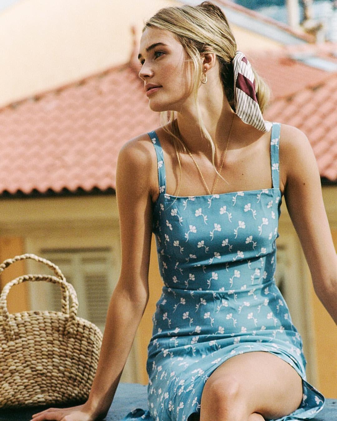 Katergo midi dress- Urban Outfitters thumbnail