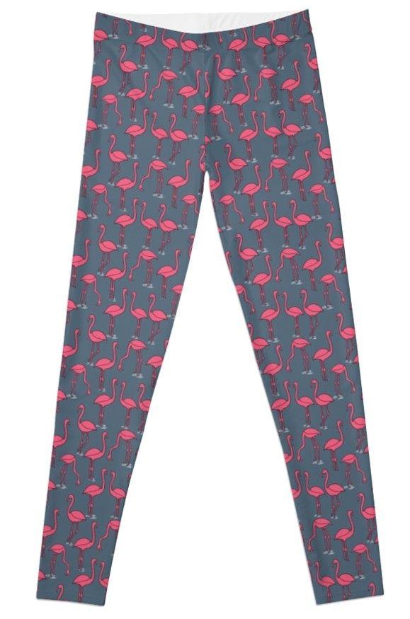 Flamingo - Payne's Gray by Andrea Lauren iPhone 11 case