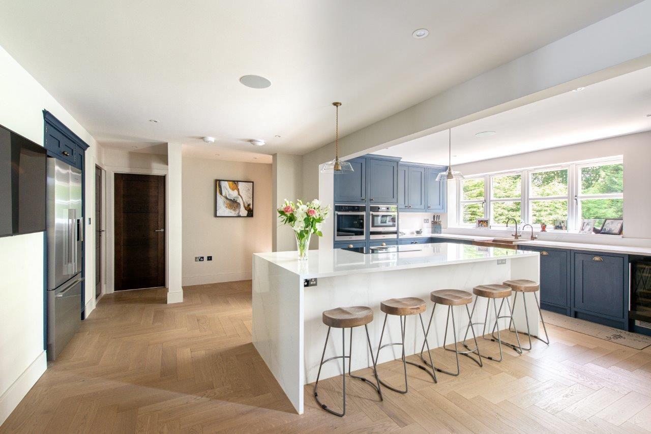 Brentwood Kitchen Herringbone Kitchens Kitchen Layout Kitchen Inspirations Design Your Kitchen