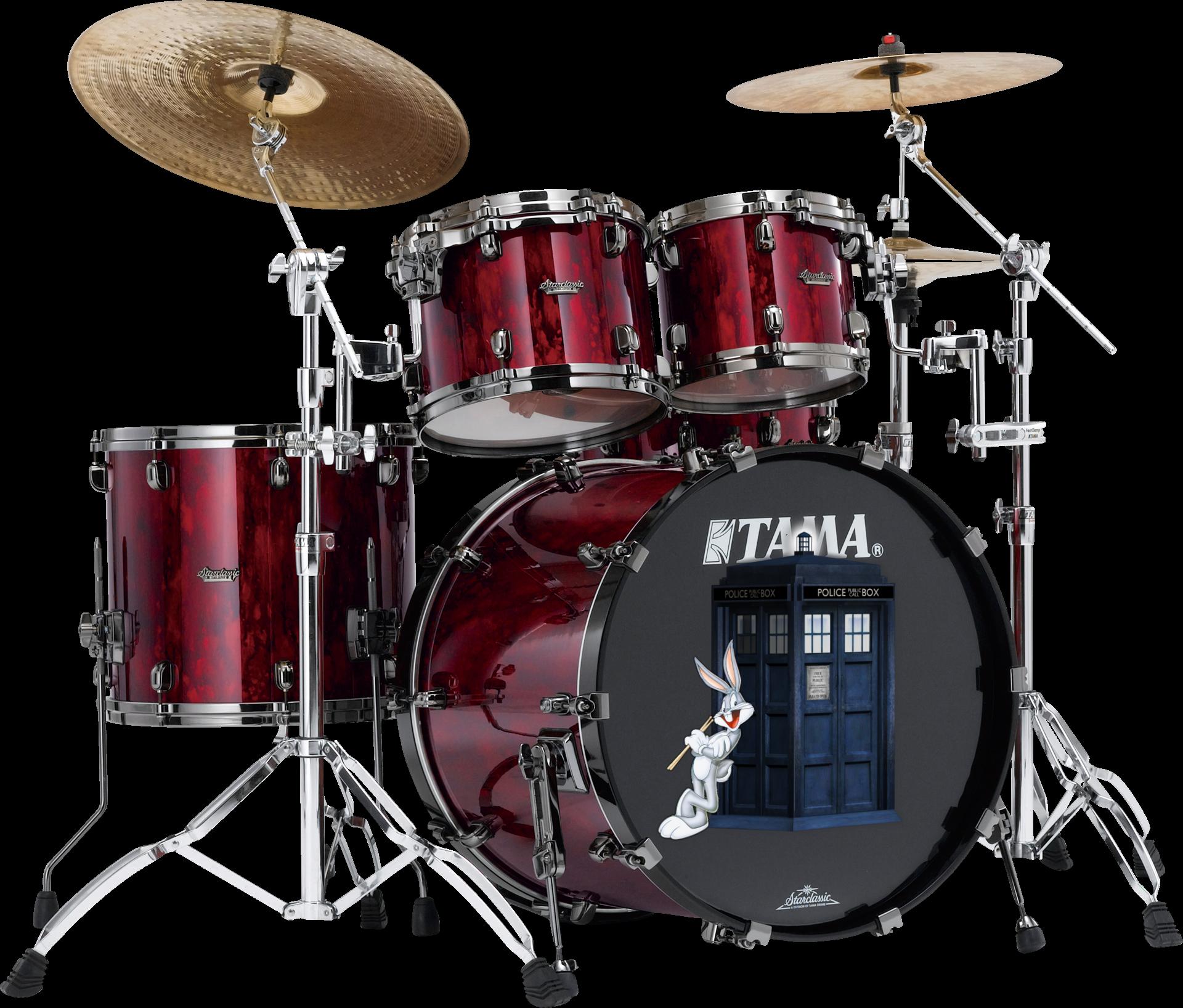 Drums Kit Png Image Drums Drum Kits Png