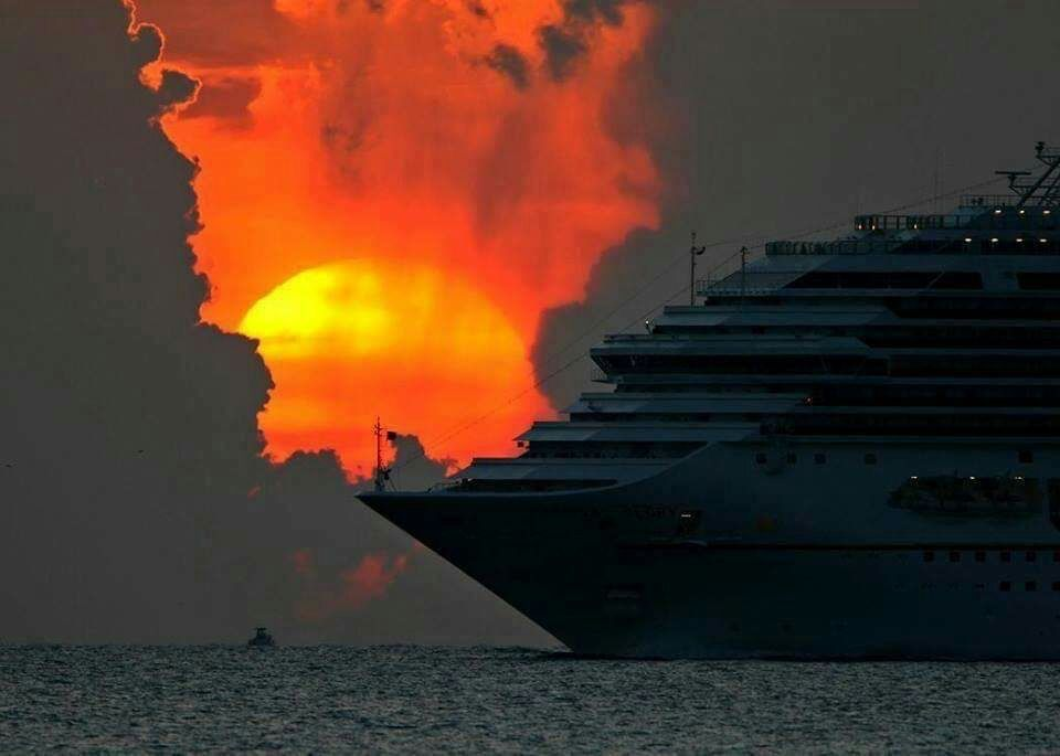 Pin by Peggy Thuman on Cruising the oceans in 2020 ...