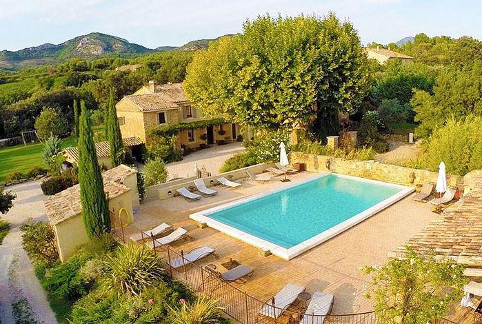 Le Clos Saint Saourde Beaumes De Venise Vaucluse Provence Alps French Riviera France Charming Guest Houses Provence Guest House Mont Ventoux