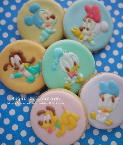アイシングクッキー Sugar Collection