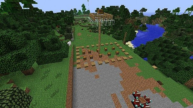 Hg Hunger Games Arena Minecraft Project Hunger Games Arena Game Arena Hunger Games