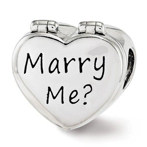 72451f073 Marry Me Opens Box Charm Bead - Pandora Compatible | future ms ...