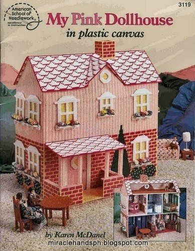 HANDMADE MINIATURE DOLLS HOUSE ACCESSORY CANVAS STYLE PICTURE FAIRYTALE CASTLE