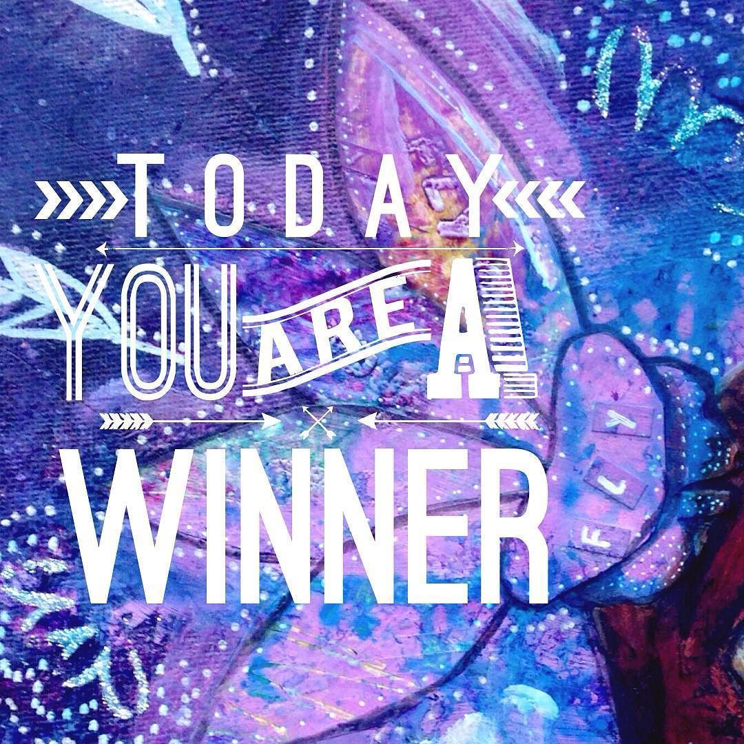 You are you know  #mixedmedia #art_spotlight #artoftheday #abstract #abeautifulmess #quote #quotes #quoteoftheday #winner
