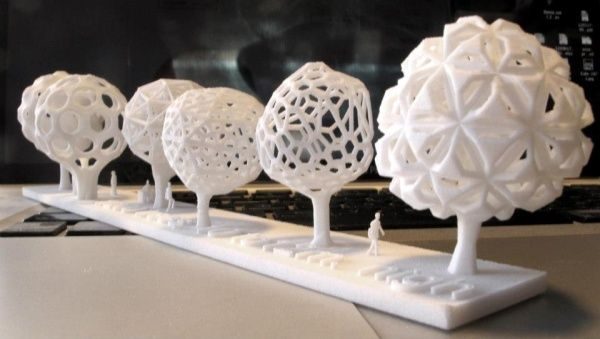 Rapid Manufactory First 3D printing shop in