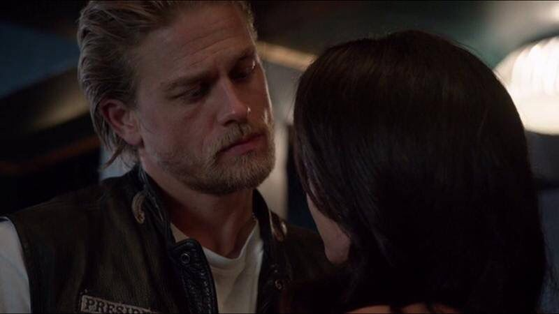 Jax And Winsome Winsome Sons Of Anarchy Anarchy