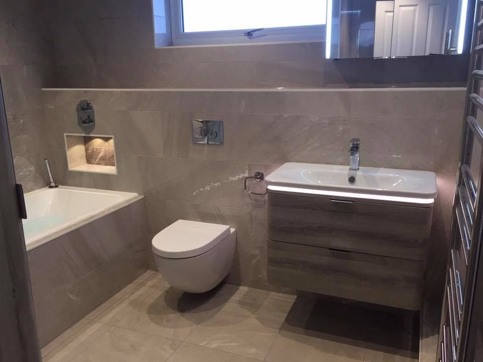 Our projects | Hampshire Bathrooms | Bathroom and shower suppliers ...