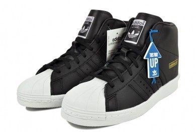 Explore Adidas Superstar Adidas Originals and more Negro Adidas  Originals Q1 3 rayas superstar up Sneakers