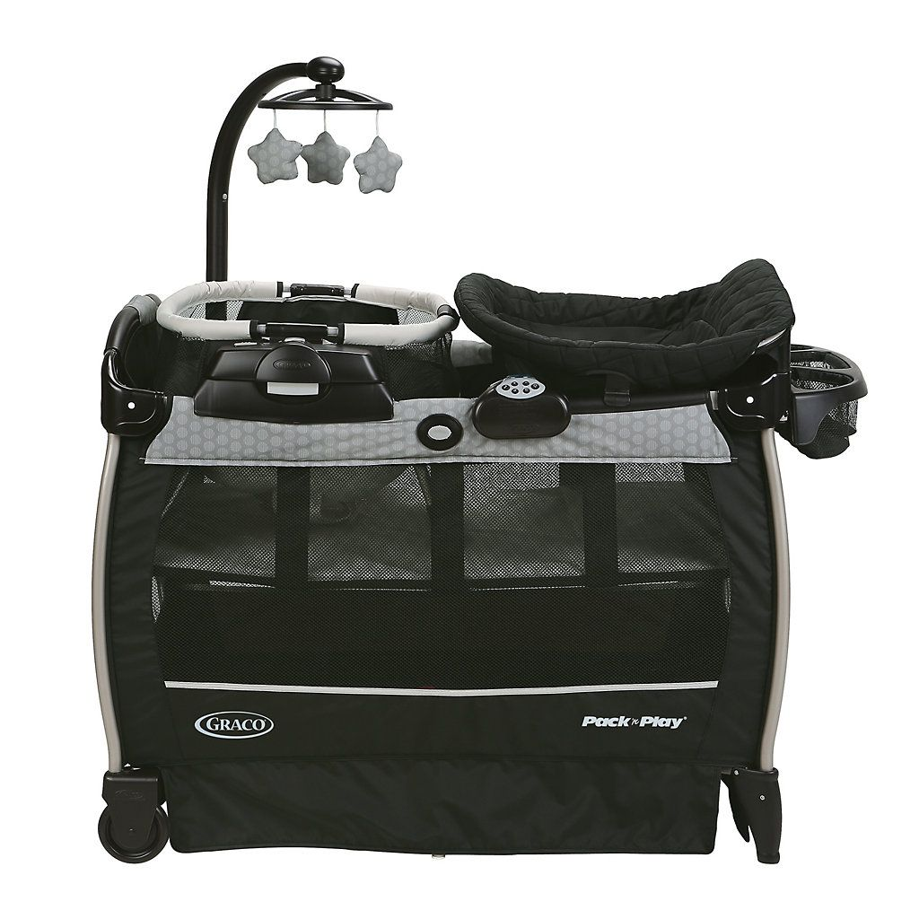 The Graco Pack N Play Nearby Napper Playard Will Cuddle Your Baby During Naps And Provide A Place For Convenient Diaper Change After They Awaken
