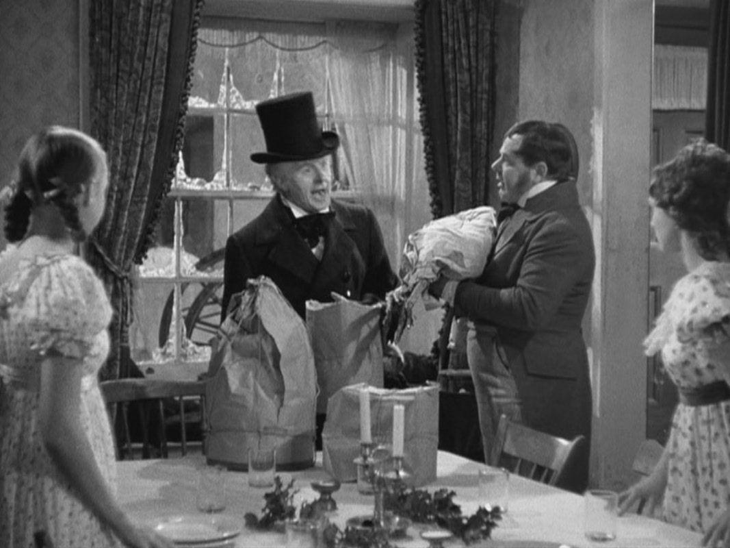 A Christmas Carol (1938) Christmas carol, Christmas